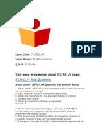 Itil 4 Foundation Itilfnd v4 Real Exam q