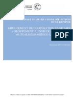 Le rapport de la Chambre Régionale des Comptes Occitanie sur la plateforme médico-logistique de Carcassonne