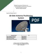 2d dish positioning