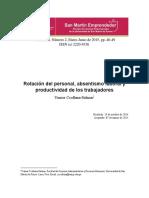 07.03.2015 Rotación delpersonal, absentismo laboral y productividad de los trabajadores.pdf