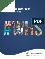 GGV Weissenhäuser Strand Katalog 2020  2021
