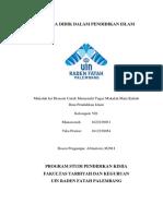 Peserta Didik Dalam Pendidikan Islam (Autosaved) (Autosaved)