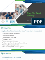 Cisco Finesse 12 Agent Desktop