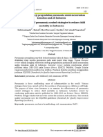 Efektivitas Strategi Pengendalian Pneumonia Untuk
