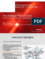 Strategic Plan of Torino