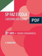 SPFE 8-Ano EF Cad-Aluno 4bim 2019