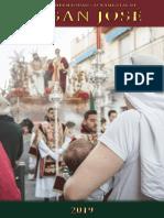 Boletin Hermandad Sacramental de San Jose 2019