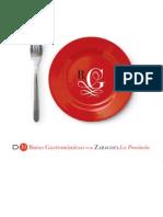 Rutas Gastronomicas Zaragoza