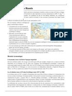 Economie Russe 2009 texte court