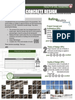 RCD Grading Sheet