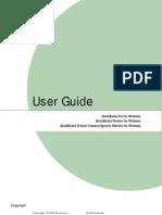 Quick Books User Guide