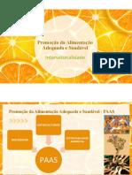 Promoção Da Alimentação Adequada e Saudável.pptx