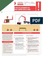 Ficha técnica aplastamiento por camión grúa