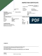 OK Flux 10.62 Certificate