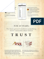 Golden RSBL Ads Trust
