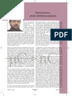 Nanoračunarstvo i prirodno distribuirani paralelizam