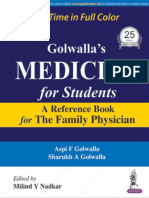 Golwalla's Medicine for Students A Reference Book for the Family Physician 25th Edition 2017.pdf