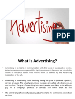 Advertising Unit 1