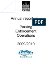 Barrow Annual Report 2009-2010
