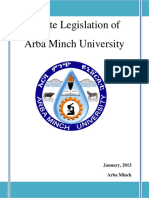 AMU legislation