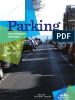 Brighton Parking Annual Report 2010