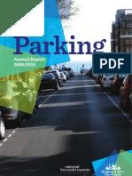 Brighton Parking Annual Report 2010