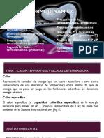 Termodinámica diapositivas