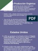 NORMAS DE PRODUCCION ORGÁNICA
