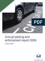 LB Kensington Chelsea Annual Parking and Enforcement Report 2009