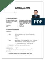 Curriculum Vitae Actualizado Cv (1)
