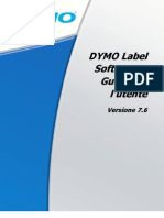 Dymo Label Writer 400 - Manuale