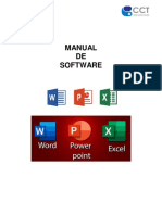 Manual de Software