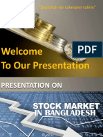 Stock Market Of Bangladesh