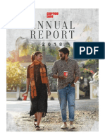 Coffee Day Annual Report 2018