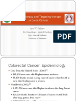 Chemotherapy and Targeting therapy in Colon Cancer
