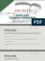 Peeling Climas Extremos