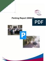 Tunbridge Wells PARKING REPORT 2008-09