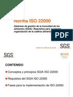 Presentación ISO 22000_2018