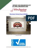 Winchester Annual Report 08-09