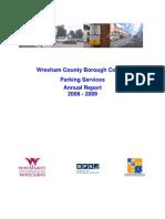 Wrexham Annual Report 0809