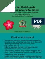 Terapi Bedah Pada Kanker Kolo-Rektal Lanjut (Surgery In Advanced Colon Cancer)
