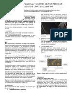 Sistema de Inflado Autonomo de Neumaticos Por Medio de Control Difuso