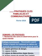Les Pratiques Cles Familiales Et Communautaires_fev 2018