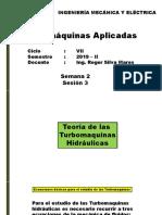 2a_Clases de Turbomaquinas 2019 II