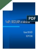 Voip h323 Sip