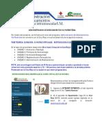 Instructivo Plataforma Curso Inyectología