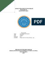 Laporan Praktikum Fitoterapi-1