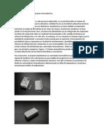 Diseño de Sistema de Refrigeración Termoeléctrica-capsula de Medicamento