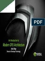 Modern GPU Architecture.pdf