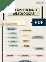 Las Explicaciones Teleológicas